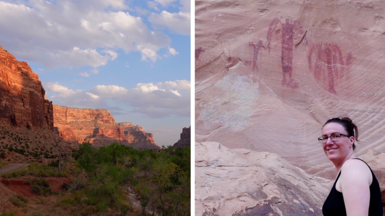 Buckhorn Wash | Pictographs and Canyons