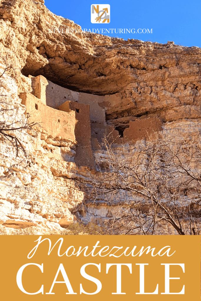 Pinnable image of Montezuma Castle National Monument