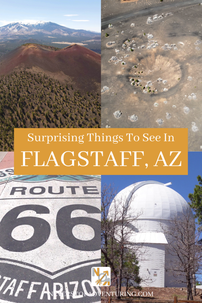 Pinnable image of Sunset Crater, Crater Field, Route 66, Lowell Observatory