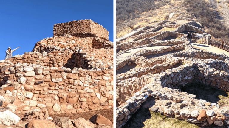 Tuzigoot National Monument | Ancient Pueblo in Arizona