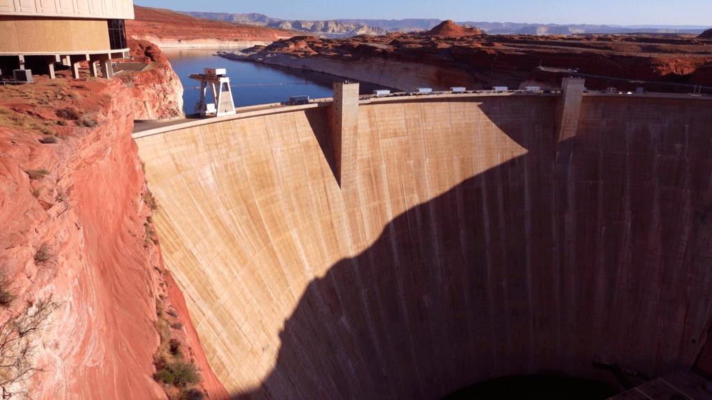 Glen Canyon Dam Page, Arizona