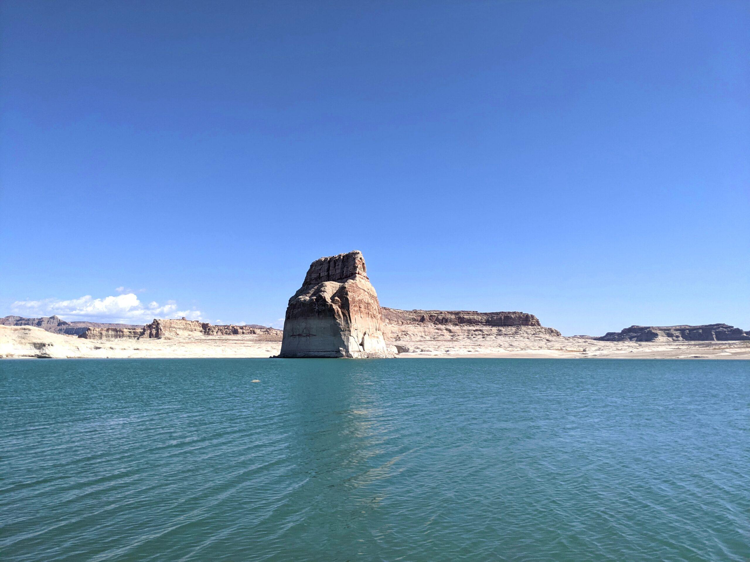 Lone Rock Beach Utah