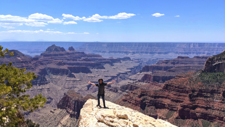 The BEST Overlooks – Grand Canyon North Rim