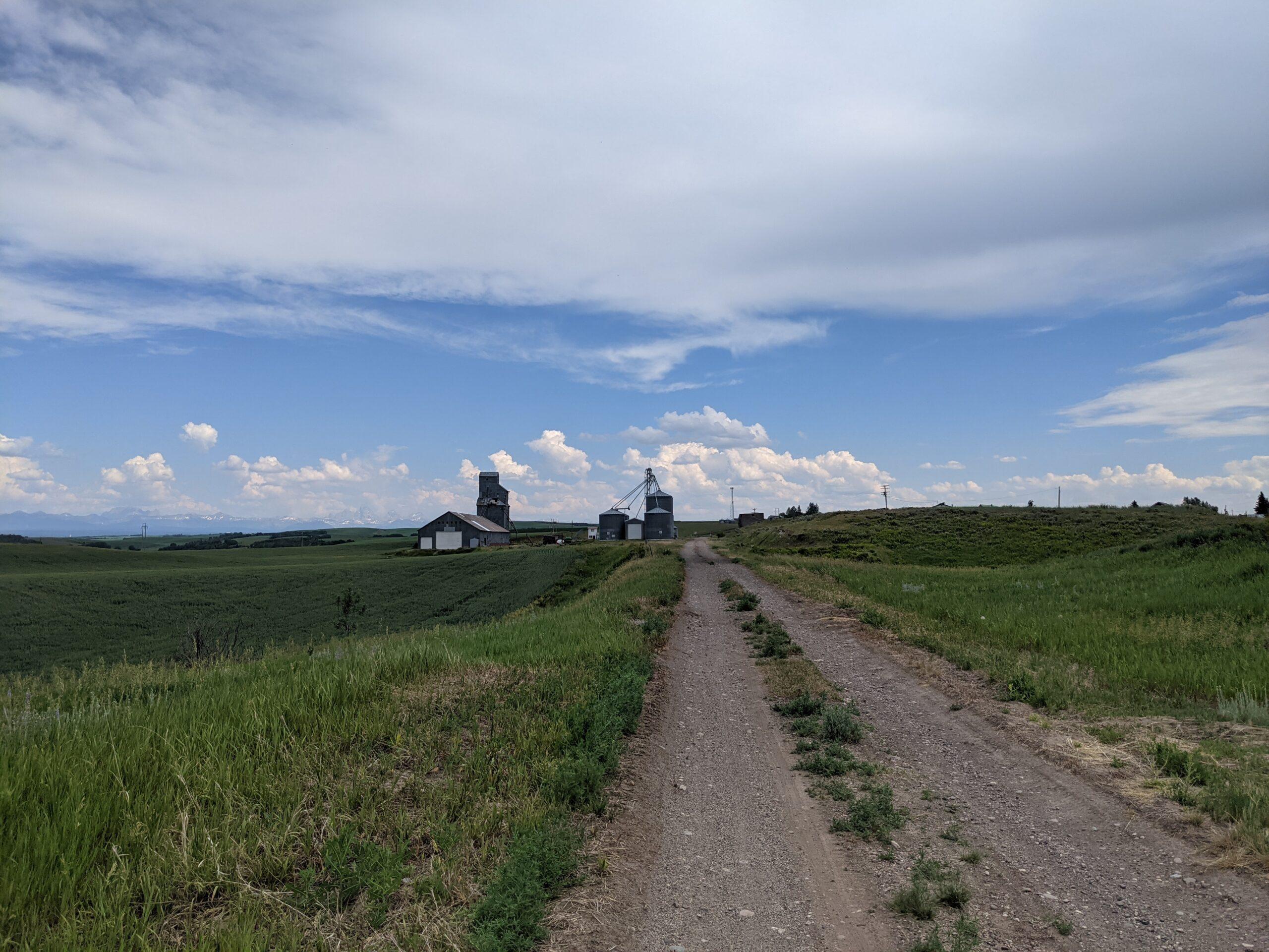 Ashton to Tetonia Trail