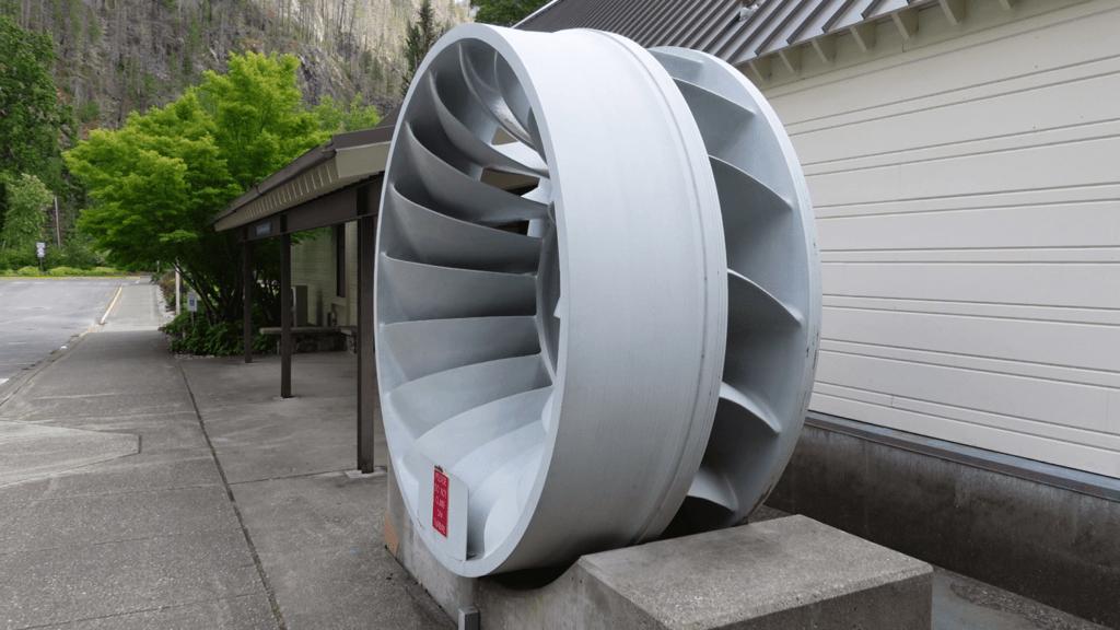 Newhalem Turbine