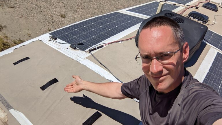How To Lose One Of Your 15 Solar Panels