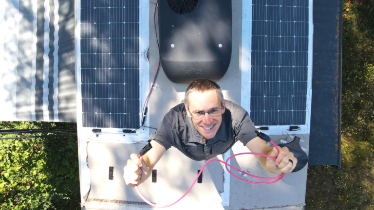 RV Solar Repair: How to Rewire A Solar Array