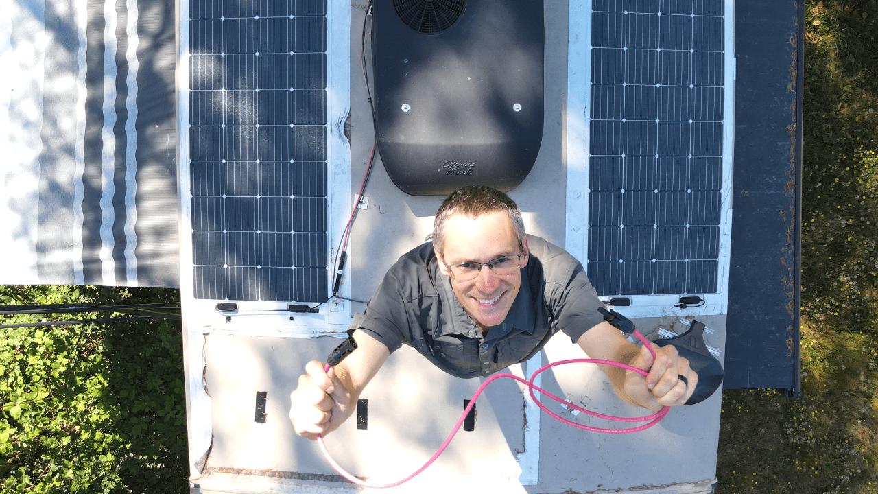 RV Solar Repair