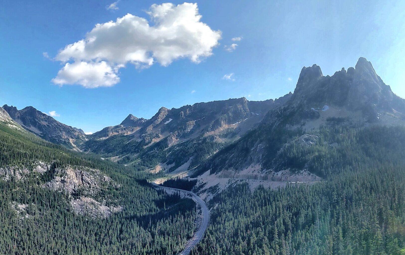 North Cascades Washington Pass